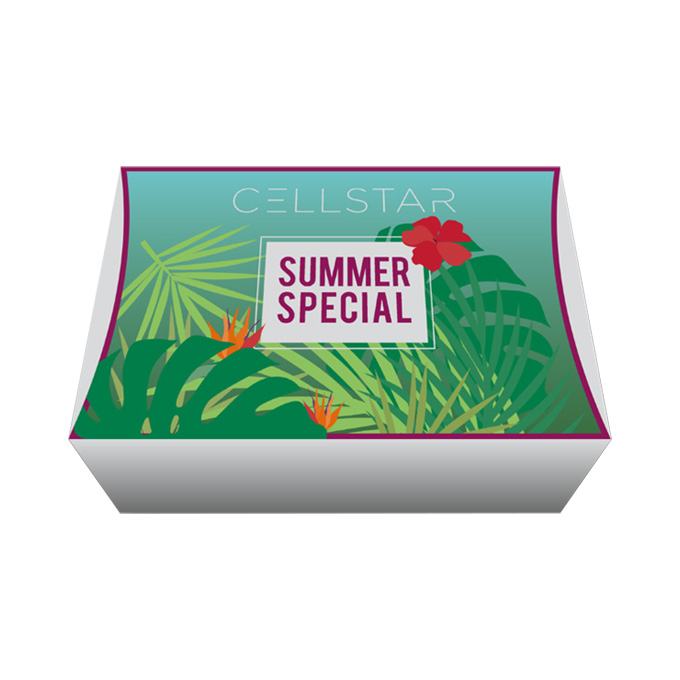 Produktfoto des Cellstar Summer Special in grüner Summer Special Box